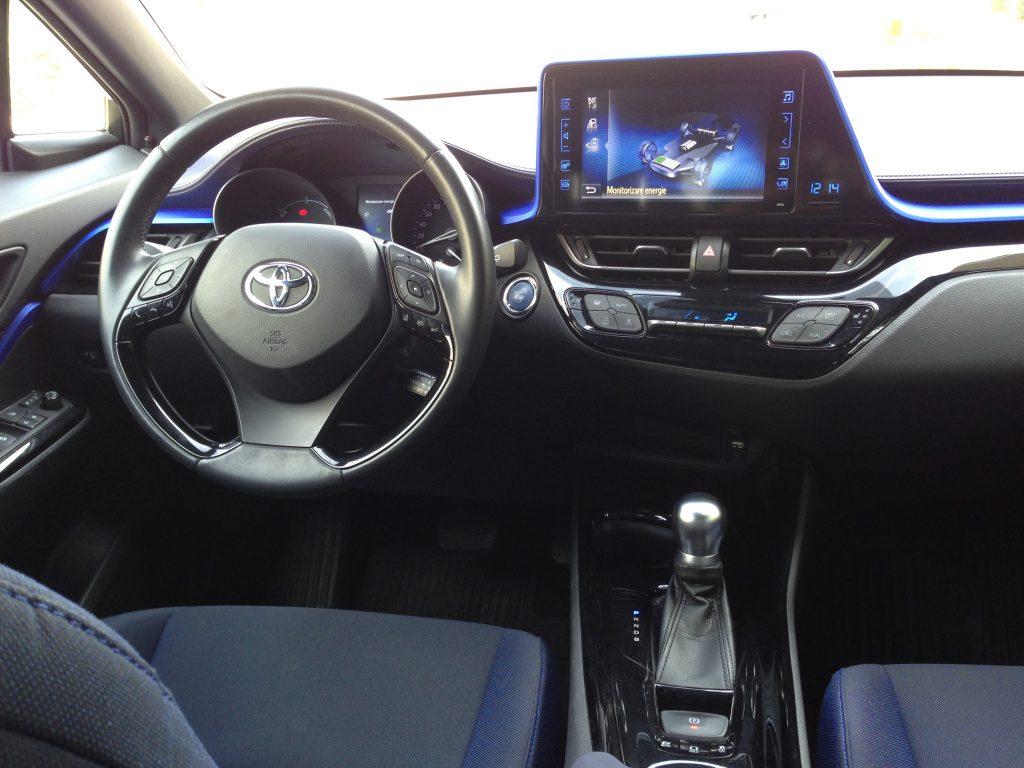 Toyota C-HR hibrid