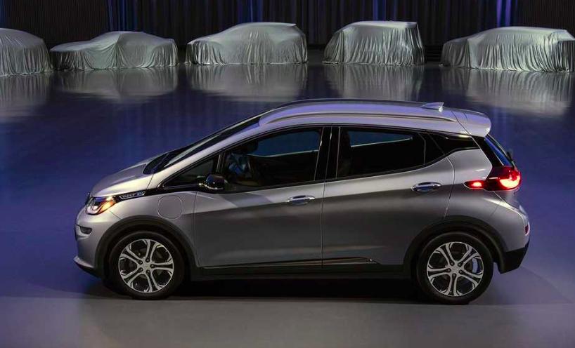 Chevrolet Bolt Mașini electrice
