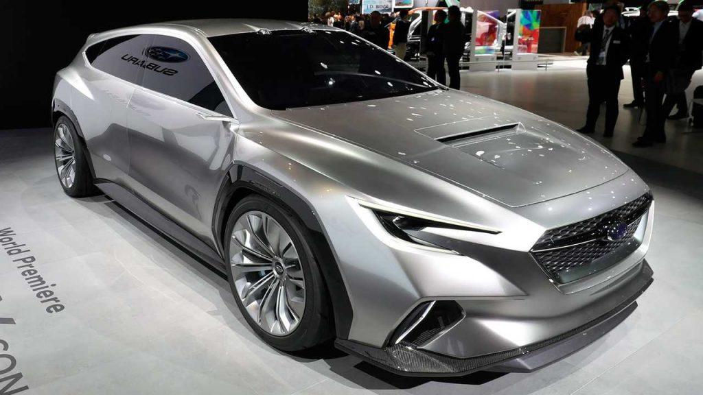 Subaru TBD Mașini electrice