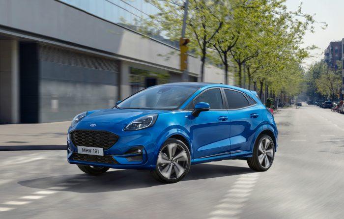 Ford Puma Hybrid Prețuri Dotări Dată De Lansare Evmarket