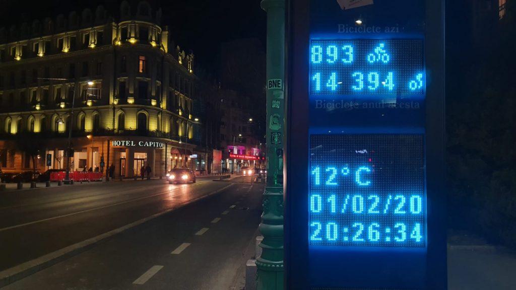 traficul de biciclete