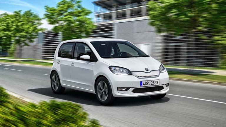 Mașini electrice 2020