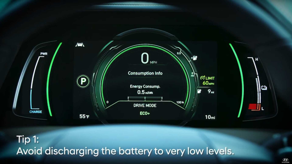hyundai baterii electrice