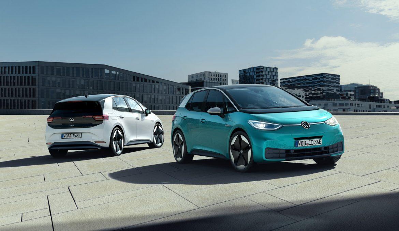 Volkswagen ID.3 1ST autoturisme electrice