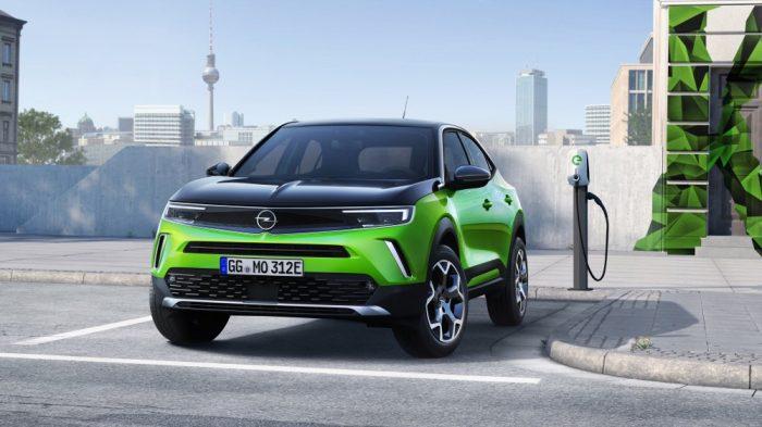 Opel Mokka electric