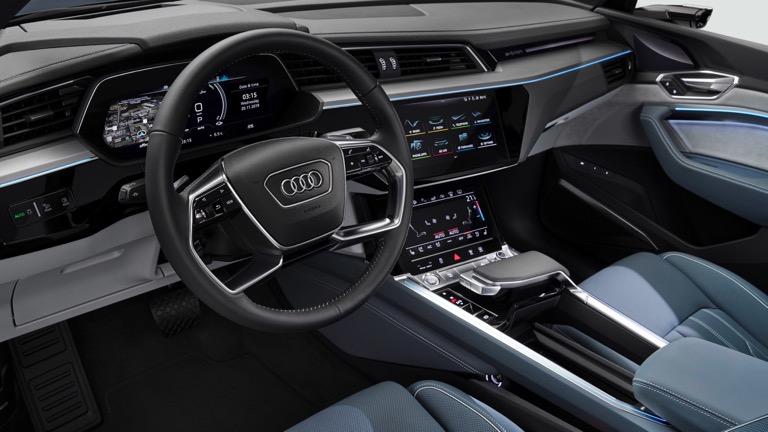 Audi_e-tron_Sportback interior