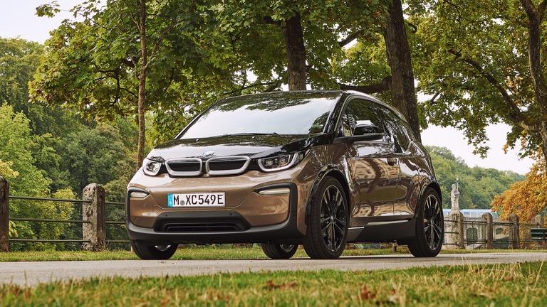 BMW i3 BMW i3s daune