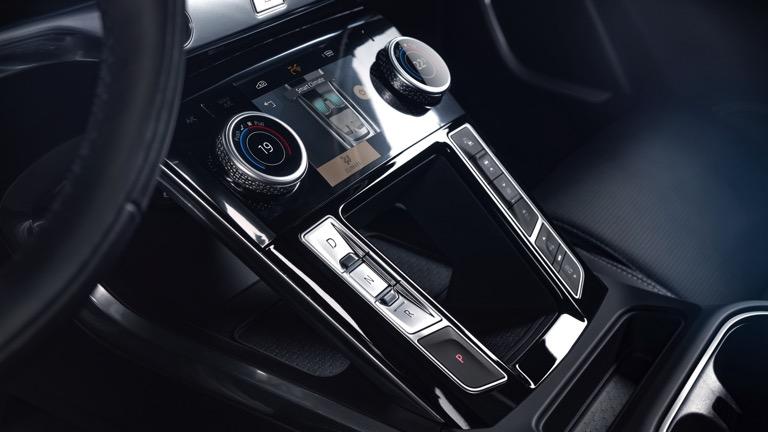 Jaguar i-pace interior 2