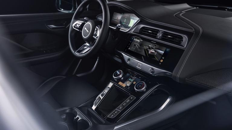 Jaguar i-pace interior 3