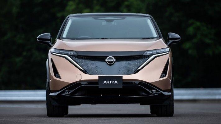 Nissan Ariya fata