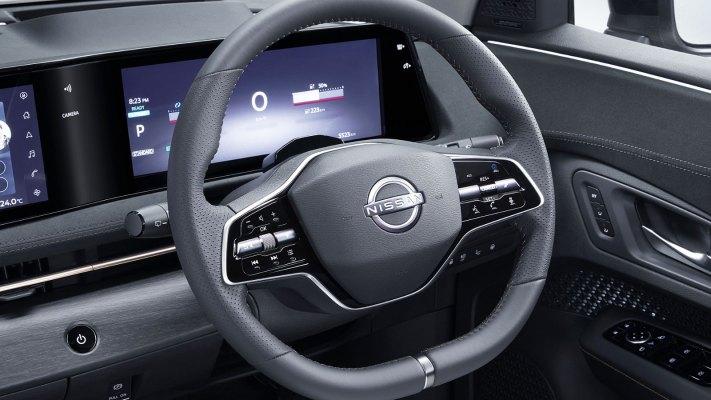 Nissan Ariya volan