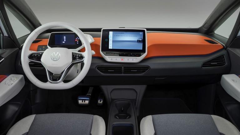 Volkswagen ID3 plansa bord