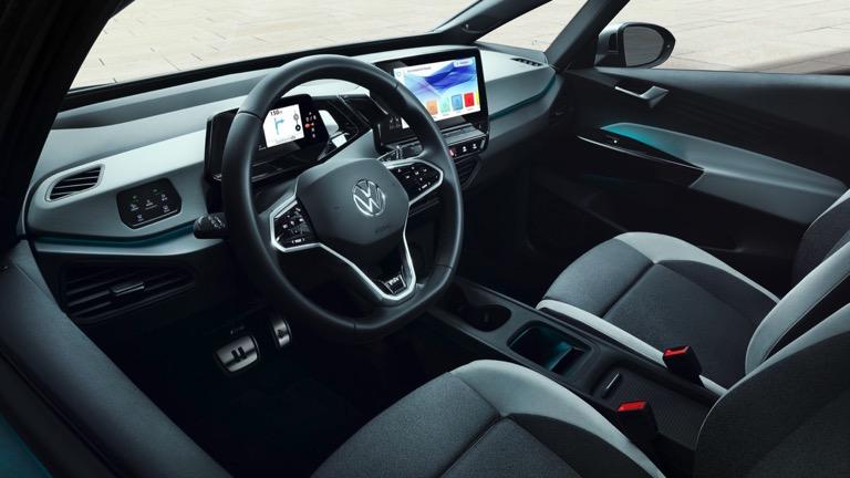 Volkswagen ID3 scaune