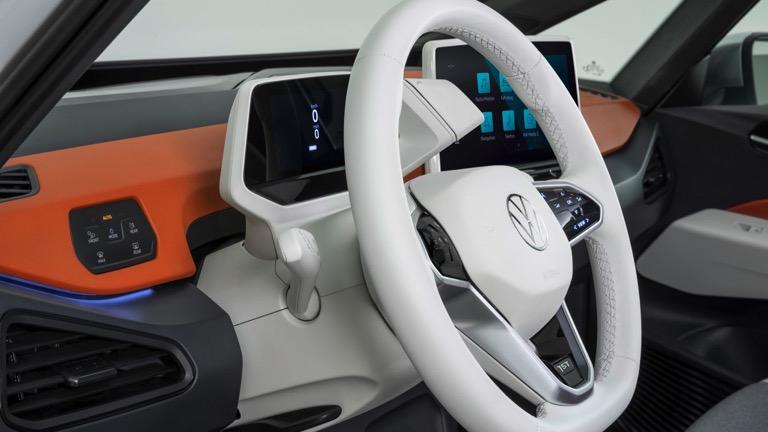 Volkswagen ID3 volan