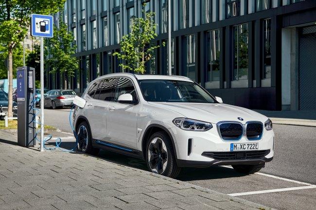bmw ix3 Mașini electrice