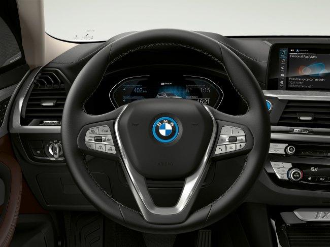 bmw ix3 volan