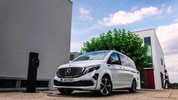 Mercedes EQV priza