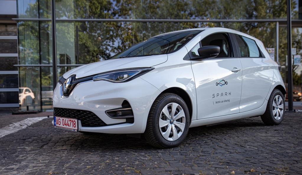 Renault Zoe spark