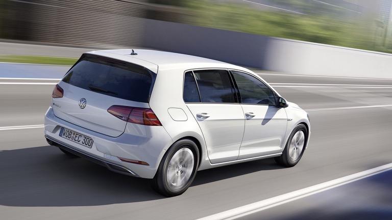 Volkswagen e-Golf spate
