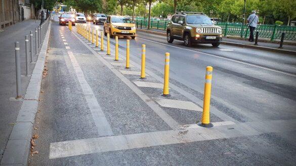 piste de biciclete soferi