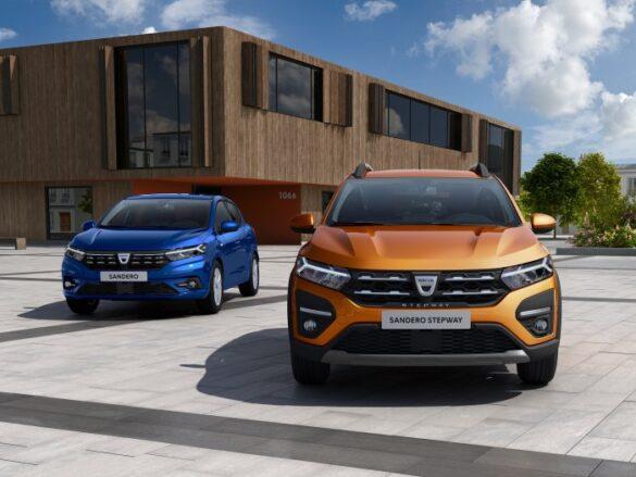 Dacia Logan Sandero SUV cu 7 locuri