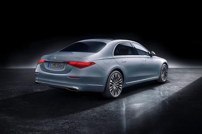 Mercedes-Benz Clasa spate 2