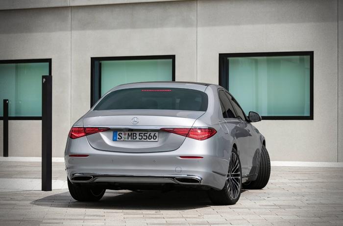 Mercedes-Benz spate