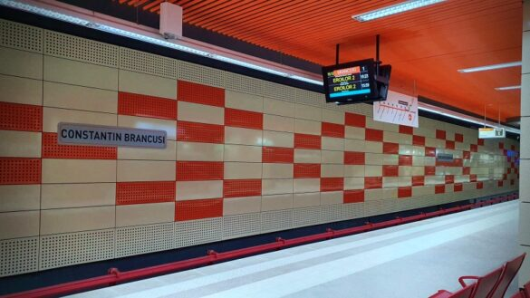 Metrou Constantin Brancusi