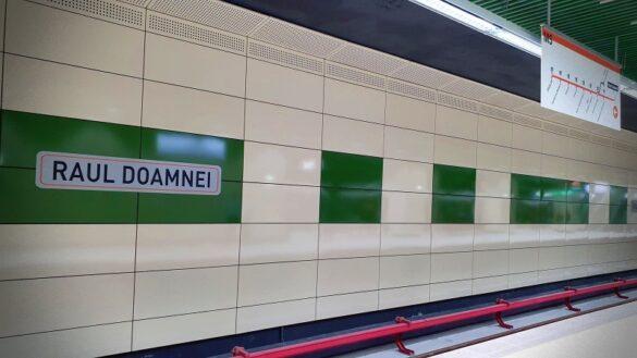 Metrou Raul Doamnei