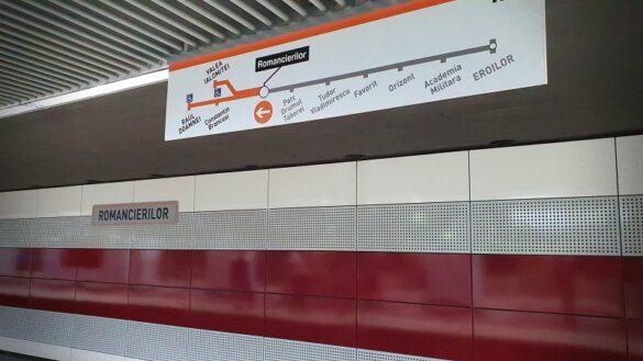 Metrou Romancierilor