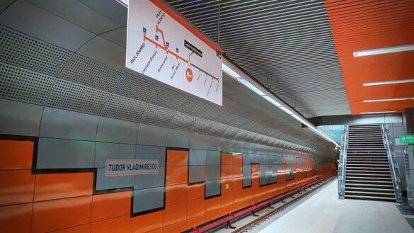 Metrou Tudor Vladimirescu