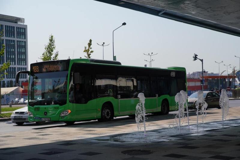 Linii STB autobuz 133