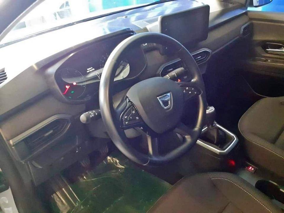 interior Dacia 2021