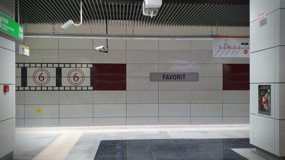 metrou Favorit