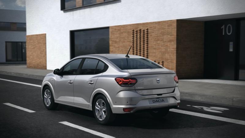 Dacia Logan sub 10000 euro