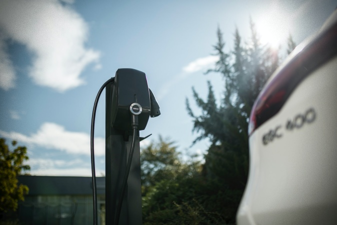 Elvi EVBox Wi-Fi 22 kW