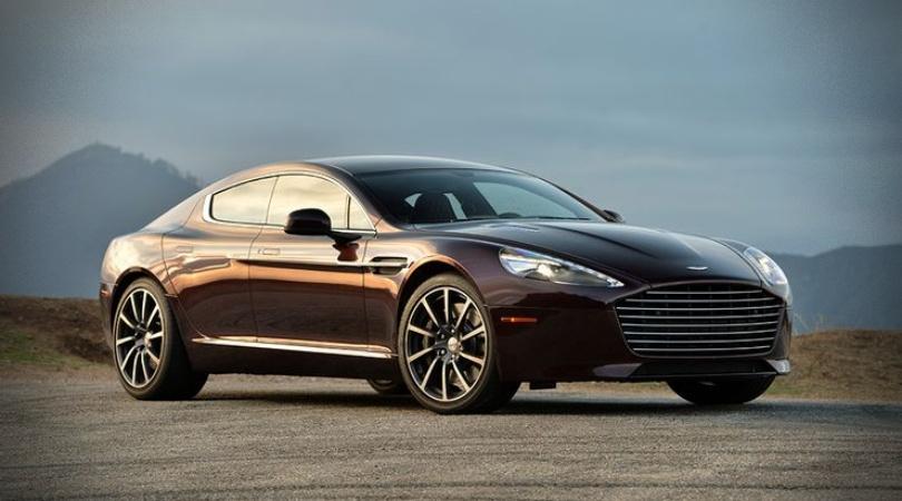 Aston Martin Rapide masini scumpe