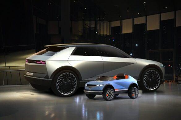 Model electric Hyundai