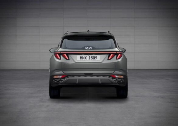 Hyundai Tucson NX4e