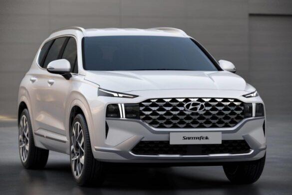 Hyundai Santa Fe TM PE