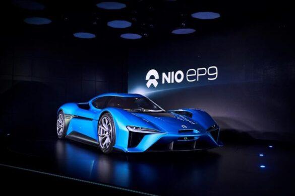 ep9 supercar electric