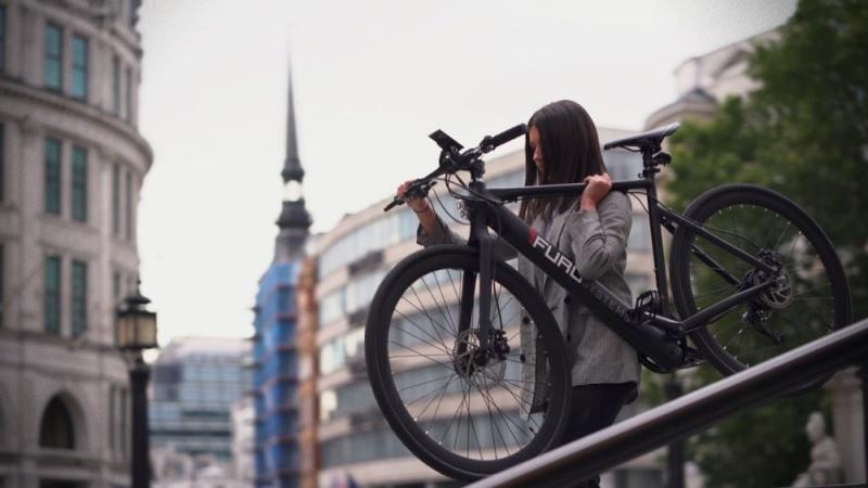 bicicleta electrica furosystems aventa