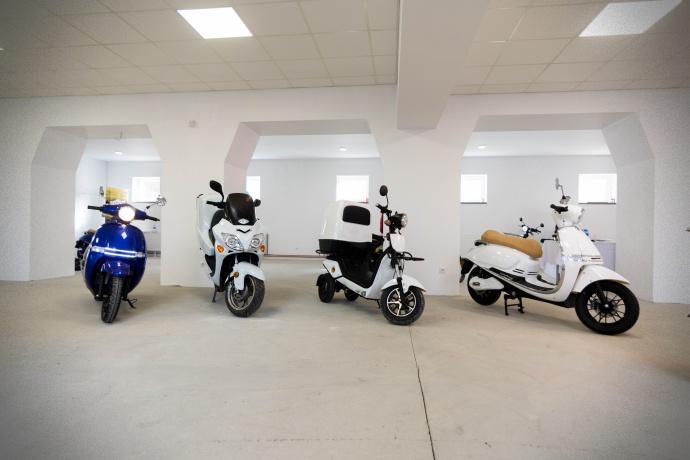 eastride scooter bemutato