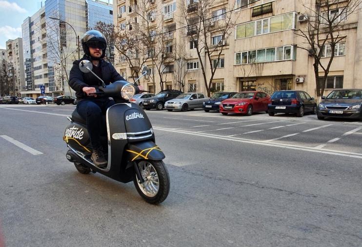 scuter electric eFUN Pusa 2kW