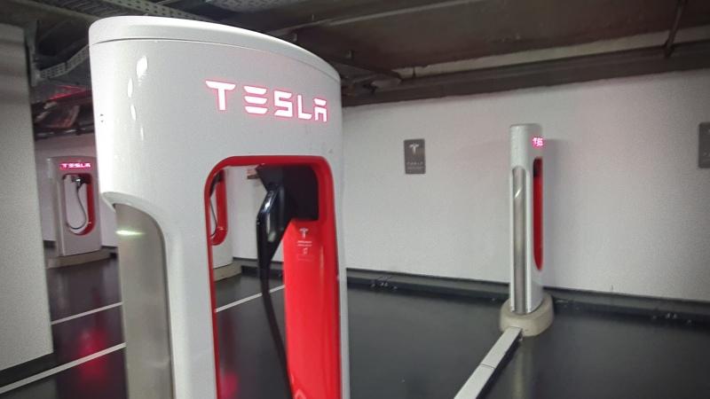 Statii Supercharger