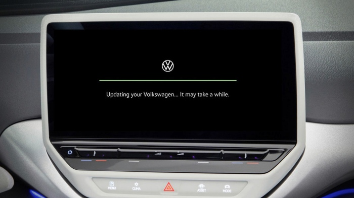 actualizări VW over-the-air